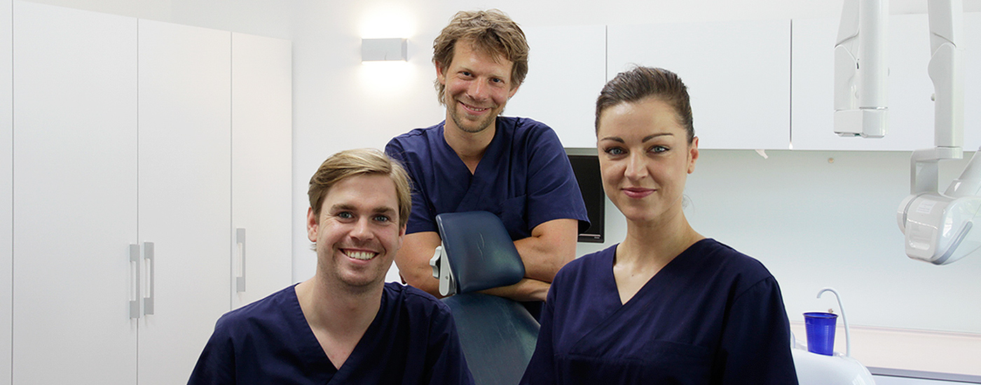 Das Team der Zahnarztpraxis Lochhausen